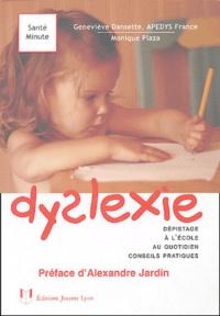 Geneviève Dansette et Monique Plaza - Dyslexie.