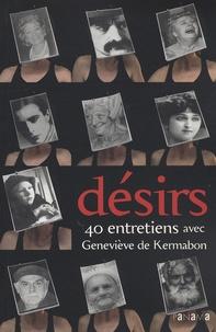 Désirs - 40 Entretiens avec Geneviève de Kermabon.pdf