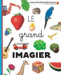 Le grand imagier - Geneviève de La Bretesche |