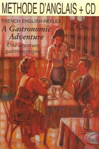 Geneviève de Temmerman - A Gastronomic Adventure - Une aventure gastronomique. 1 CD audio