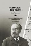 """Geneviève de Viveiros et Soundouss El Kettani - """"Au courant de la plume"""" - Zola et l'épistolaire."""