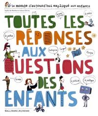Geneviève Delrieu et Sophie de Menthon - Toutes les réponses aux questions des enfants.