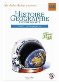 Geneviève Dermenjian et Maryse Clary - Histoire-géographie-histoire des arts CM2 cycle 3 - Guide pédagogique, programmes 2008.