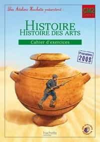 Geneviève Dermenjian - Histoire - Histoire des arts CM2 - Cahier d'exercices.