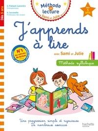 Geneviève Flahault-Lamorère et Adeline Cecconello - J'apprends à lire avec Sami et Julie - Méthode syllabique dès 5 ans.