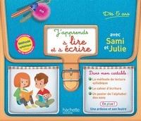 Geneviève Flahault-Lamorère et Adeline Cecconello - J'apprends à lire et à écrire avec Sami et Julie.