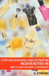COTE DES ECHANTILLONS DE PARFUM, NOUVEAUTES 1998. Mise à jour anciens et modernes.pdf