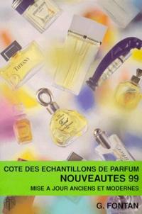 Accentsonline.fr COTE DES ECHANTILLONS DE PARFUMS, NOUVEAUTES 1999. - Mise à jour anciens et modernes Image