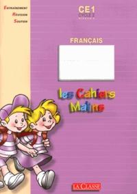 Geneviève Frezier - Français CE1 - Lot de 5 exemplaires.