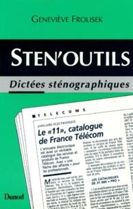 STENOUTILS. Dictées sténographiques.pdf
