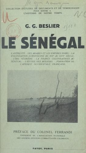 Le Sénégal. Avec 5 croquis et 14 gravures