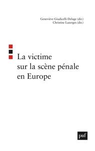 Ucareoutplacement.be La victime sur la scène pénale en Europe Image