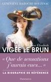 Geneviève Haroche-Bouzinac - Louise Elisabeth Vigée Le Brun.