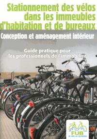 Geneviève Laferrère - Stationnement des vélos dans les immeubles d'habitation et de bureaux - Conception et aménagement intérieur.