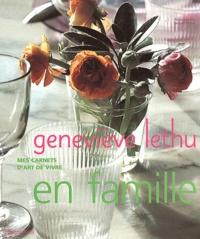 Geneviève Lethu - .