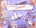Geneviève Marot et  Siloé - Les carnets de la salangane.
