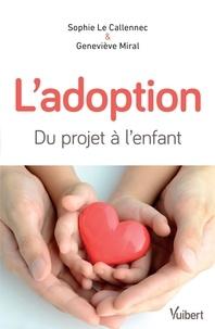Bons livres pdf à télécharger gratuitement L'adoption  - Du projet à l'enfant RTF PDB en francais