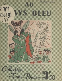 Geneviève Néranval - Au pays bleu.