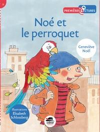 Geneviève Noël - Noé et le perroquet.