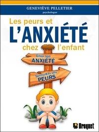 Geneviève Pelletier - Les peurs et l'anxiété chez l'enfant.