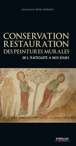 Conservation-restauration des peintures murales - 9782212175769 - 48,99 €