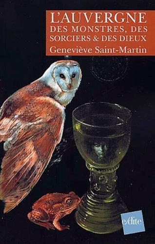 Geneviève Saint-Martin - .