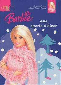 Geneviève Schurer - Barbie aux sports d'hiver.