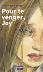 Pour te venger, Joy.pdf