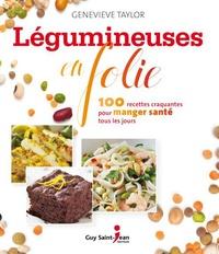 Deedr.fr Légumineuses en folie - 100 recettes craquantes pour manger santé tous les jours Image