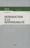 Geneviève Viney - Introduction à la responsabilité.