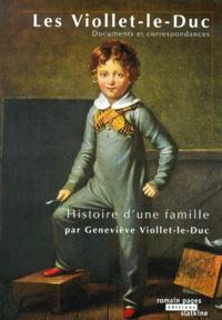 Geneviève Viollet-le-Duc - .