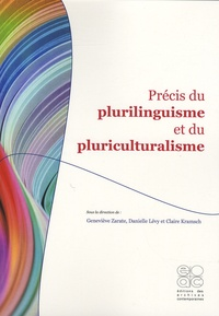 Geneviève Zarate et Danielle Levy - Précis du plurilinguisme et du pluriculturalisme.