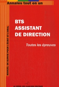 Génie des Glaciers - BTS Assistant de direction.