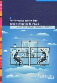 Génie des lieux - Performance et bien-être dans les espaces de travail - Guide des bonnes pratiques.