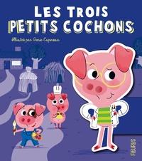 Genie Espinosa - Les trois petits cochons - D'après un conte populaire.