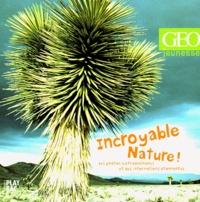 GEO - Incroyable nature !.