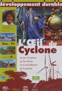 GEO - L'Oeil du cyclone - CD-Rom.