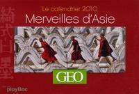 GEO - Merveilles d'Asie - Le calendrier 2010.