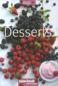 Geo / Prisma Presse - Desserts.