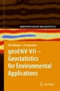 P. M. Atkinson - geoENV VII - Geostatistics for Environmental Applications - Geostatistics for Environmental Applications.