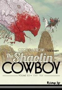Geof Darrow - Shaolin Cowboy Tome 1 : Start Trek.