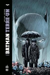 Geoff Johns et Garry Frank - Batman - Terre-un - Tome 1.