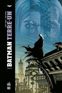 Geoff Johns et Garry Frank - Batman - Terre-un - Tome 2.