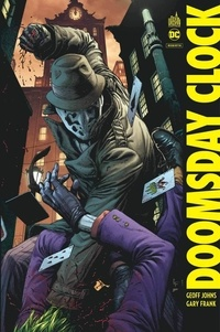 Geoff Johns et Gary Frank - Doomsday Clock  : Doomsday Clock  - Tome 0.
