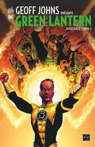 Geoff Johns et Dave Gibbons - Geoff Johns présente Green Lantern Intégrale Tome 2 : .