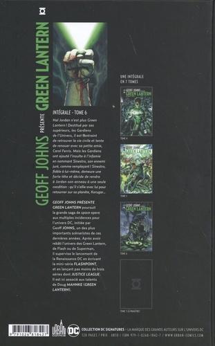 Geoff Johns présente Green Lantern Intégrale Tome 6
