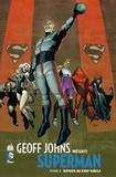 Geoff Johns et Gary Frank - Geoff Johns présente Superman Tome 3 : Retour au XXXIe siècle.
