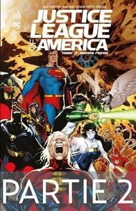 Geoff Johns et  Collectif - Infinite Crisis - Tome 3 - Jour de vengeance - 2ème partie.