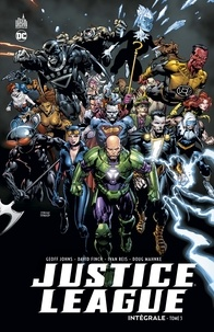 Geoff Johns et David Finch - Justice League Intégrale Tome 3 : .