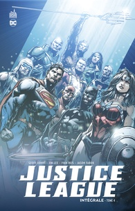 Geoff Johns et Matt Kindt - Justice League Intégrale Tome 4 : .